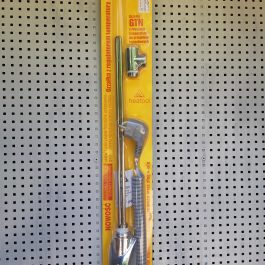Нагрівальний тен Heatpol GTN  900 Вт, хромований