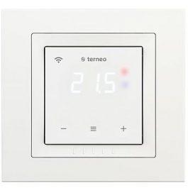 Програмований Wi-Fi терморегулятор із сенсорним керуванням Terneo sx
