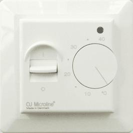 Механічний терморегулятор OJ Electronics MTN-1991