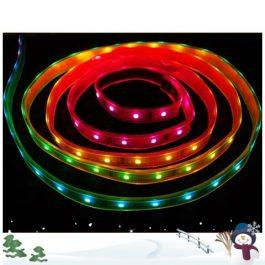 Світлодіодна стрічка Horoz Thames/RGB  12В  14,4Вт/м 5м