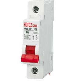 Автоматичний вимикач Horoz SAFE 32A 1P B
