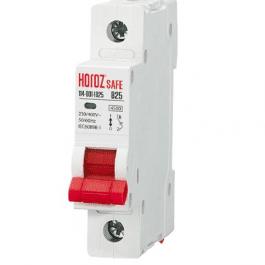 Автоматичний вимикач Horoz SAFE 25A 1P B