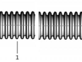 Шланг газовий Profi-conn 1/2″ 120 см. ВВ