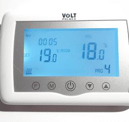 Безпровідний тижневий програматор Volt COMFORT WT-08 Wi-Fi