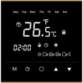 Програмований сенсорний терморегулятор Profiterm touch