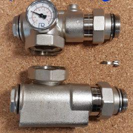 Комплект з'єднань для підключення насоса Luxor GP 1190