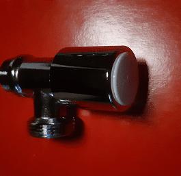 Кран кутовий Itap 1/2″× 3/4″,хромований