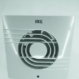 Вентилятор Horoz 12 Вт  ∅10 см, білий