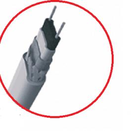 Саморегулюючий нагрівальний кабель ML & H Co.SRL-40-2CR