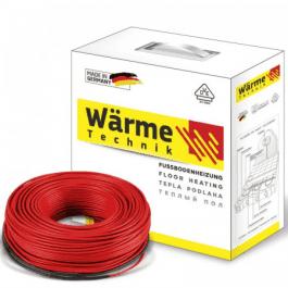 Нагрівальний кабель Wärme Twin cable 3370 Вт 18,7 – 28,1 м²