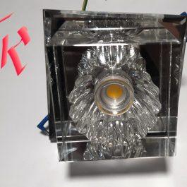 Вбудований світильник Feron JD 55 COB 10 W