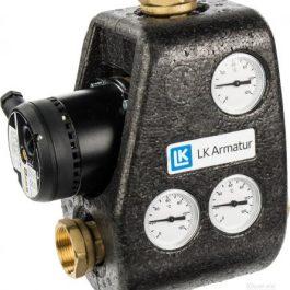 Змішувальний вузол LK 810 ThermoMat H 1 1/4″ 60°С
