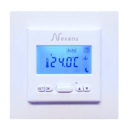 Програмований терморегулятор Nexans N-COMFORT TD