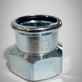 З'єднання  різьбове KAN-therm Steel Ø 35×1″ рВ