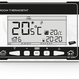 Терморегулятор програмований TECH 290v3