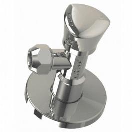 Кран вентильний Arco Zenit 1/2″ × 3/8″