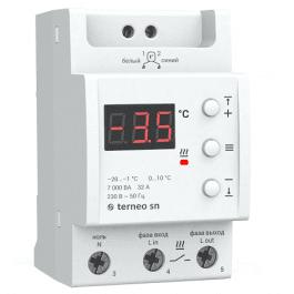 Цифровий терморегулятор Terneo sn 32 A