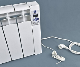 Електрорадіатор ОптиМакс Elite на 12 секцій