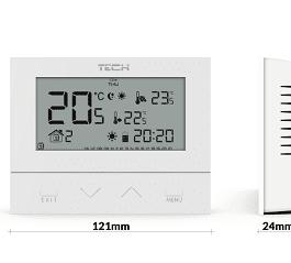 Терморегулятор програмований TECH 292v3