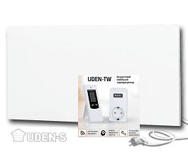Металокерамічний обігрівач UDEN-700 універсал+терморегулятор UDEN-TW