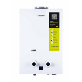Колонка димохідна газова Thermo Alliance Compact JSD 20-10CL 10 л біла